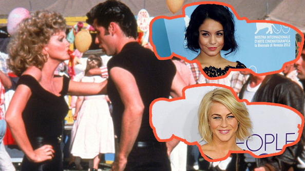 Fox Announces Live <i>Grease</i> Show Starring Vanessa Hudgens, Our Dream Cast Goes Together Like Shoo-Wop-a-Walla-Walla