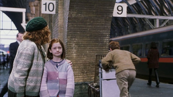 Does New York Have Its Own Platform 9 3/4?!
