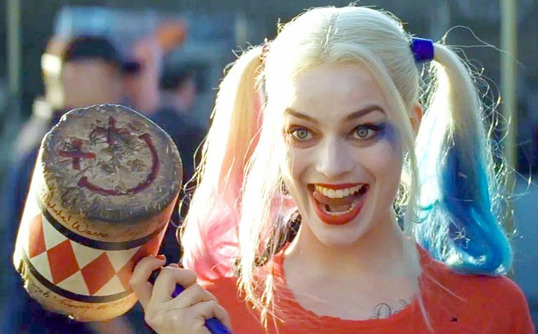 Get Margot Robbie's Suicide Squad Look With This Harley Quinn Makeover