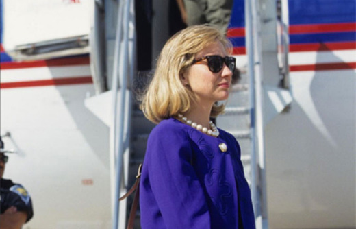 Hillary Clinton Gets Nomination, Following Long Line of Boss Ladies Who Could Never Be Satisfied