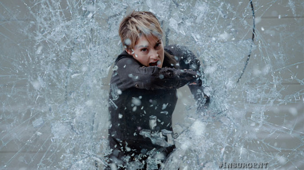 Brand New <i>Insurgent</i> Trailer May Just Shatter Your Computer Screen