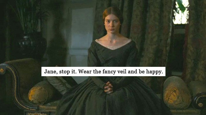 The Most Distressing Garments in <i>Jane Eyre</i>, Ranked