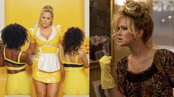 AASGJHG! Jennifer Lawrence and Amy Schumer Are Going to Be Sisters in Their Very Own Movie