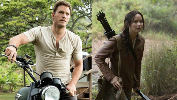 Jennifer Lawrence and Chris Pratt in Talks to Play Cryogenically Frozen Space Lovers (YAAS)