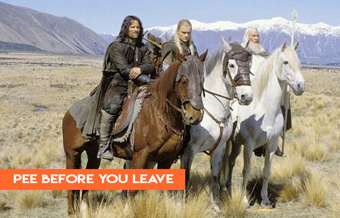 9 Essential Road-Trip Lessons We Learned From <i>Lord of the Rings</i>