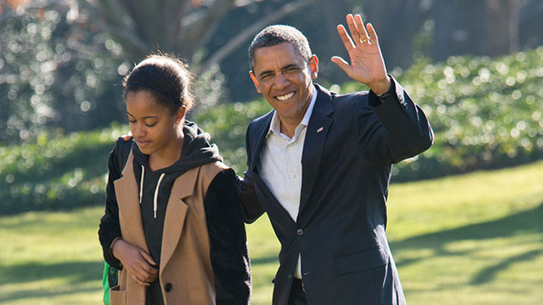 College Freshies: Obama and Your Parents Miss You So Call Them Now