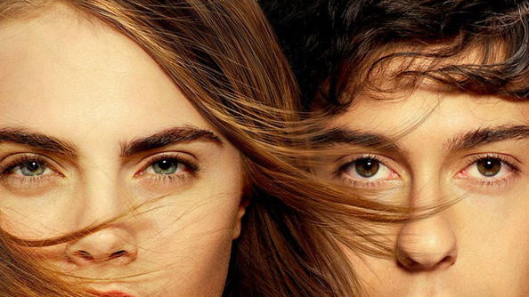 The <i>Paper Towns</i> Poster Is Now Real, Proves We Aren't All Crazy for Taking Our Doors off Their Hinges