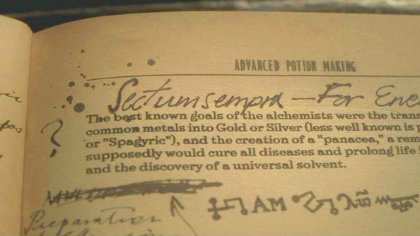 Harry Potter Fans Leave Secret Notes for Those That Come Behind Them