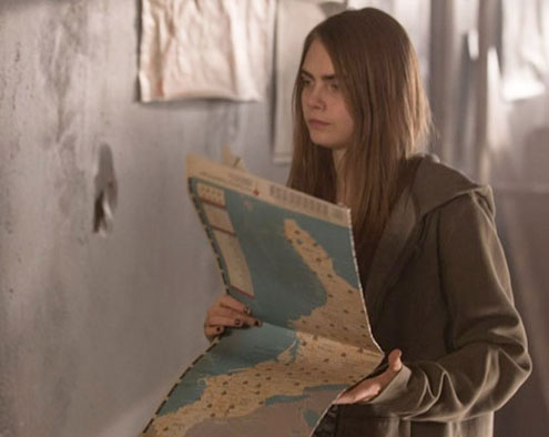 """24 thoughts on """"Paper Towns, John Green"""""""