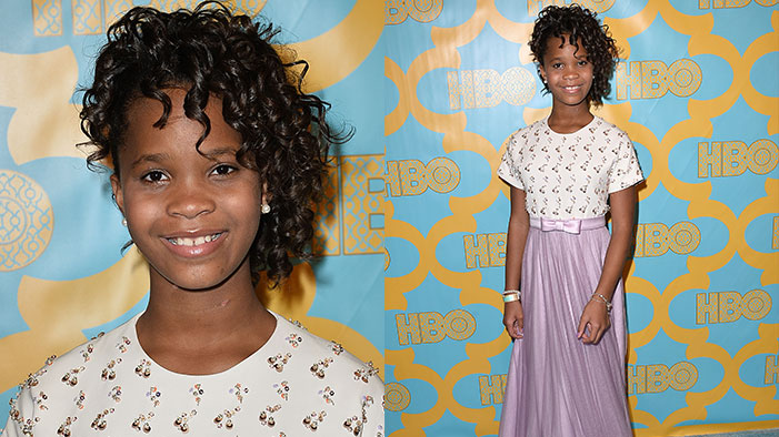 Quvenzhané Wallis and Why It's Annoying When People Mispronounce Her Name