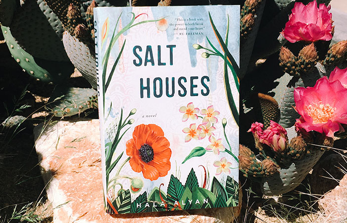 <i>Salt Houses</i> Author Hala Alyan on Finding a Home, Airport Detention, and The Role of Art in Talking About Palestine