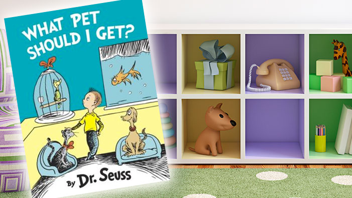NEW SEUSS BOOK ALERT! It Rhymes, Has Animals, Will Send Us Back to Second-Grade Reading Level and We Don't Care