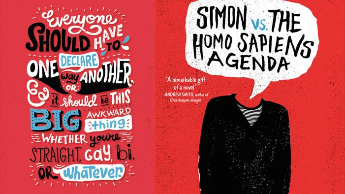 Book Review: <i>Simon vs. the Homo Sapiens Agenda</i> Introduces Your New Fav YA Ship, Simon and Blue