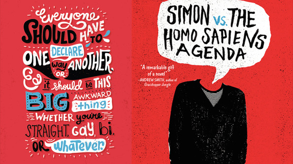 Book Review: <i>Simon vs. the Homo Sapiens Agenda</i> Introduces Your New Fav YA Ship, Simon and Blue
