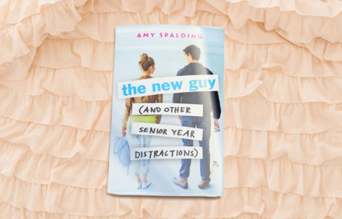 YA Author Amy Spalding On Genre, Music, and <i>The New Guy (And Other Senior Year Distractions</i>