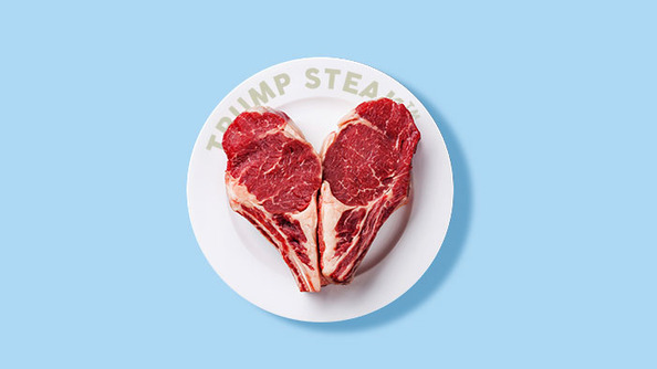SparkNoting the Election: Trump Tries to Sell You Some Steak Knives
