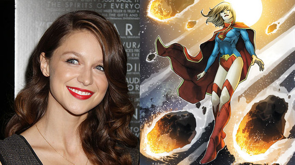 A League of LEGENDARINESS: CBS' <i>Supergirl</i> Is Going to Be Superbadass