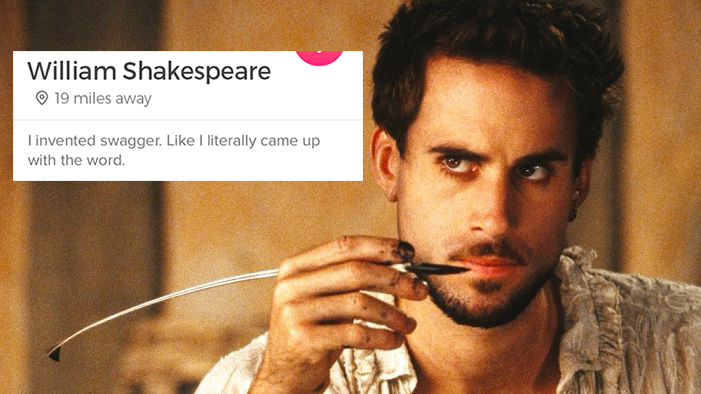 If Classic Authors Had Tinder