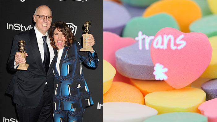 Finally, Trans People Get Some Love! (And Golden Globes and Sweet, Sweet Awareness)