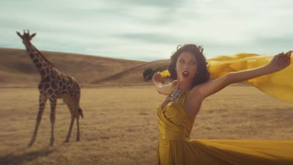 "Why People Are Mad About Taylor Swift's ""Wildest Dreams"" Video"