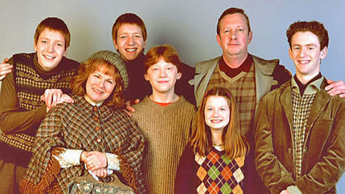 Which Weasley Are You?