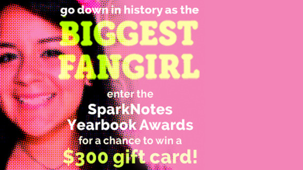 EVERYONE GETS A DO-OVER WITH THE SPARKNOTES YEARBOOK AWARDS